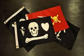 Bartholomew Roberts Flag Pirate Flag The Pirate Store