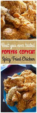best 25 popeyes fried chicken ideas on popeyes fried