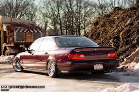 jdm acura legend ggc grocery getter crew true legend