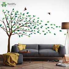 Nursery Wall Tree Decals Nursery Wall Decal Tree Pattern Vinyl Wall Stickers For