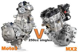 motocross bike sizes moto3 vs mx2 just dirt bike engines in a grand prix chassis