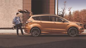 2017 ford kuga st review top speed