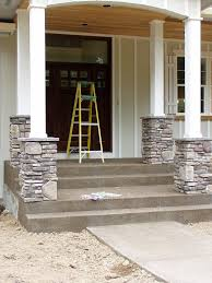 Front Porch Post Wraps by Bakermasonry U0027s Most Interesting Flickr Photos Picssr