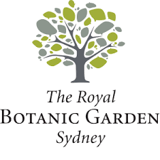 Botanic Garden Sydney Logo Mobile Png V 2