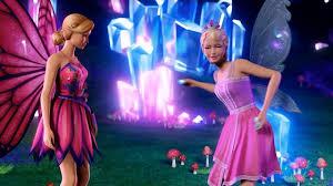 barbie mariposa u0026 fairy princess rainbow rocks skipping