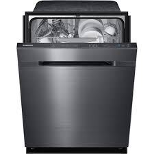 Samsung Water Wall Dishwasher Samsung Dw80j7550ug Aa 24