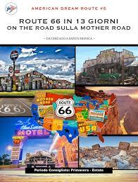 si e auto la route route 66 percorso come pianificare un itinerario sulla road