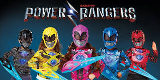 u0027s morphin power exclusive power rangers gear