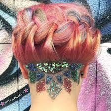 undercut women s designs 20 undercut hair tattoo ideas for