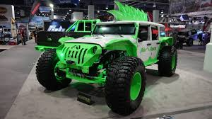 cool pink jeep jeep wrangler and other jeeps at the 2015 sema show