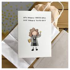 harry potter congratulations card hermione birthday card hermione harry potter birthday card