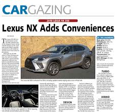 2018 lexus nx 300 green shoot media