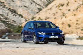 ford focus rs versus volkswagen golf r twin test autocar