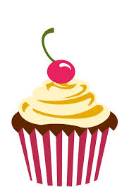 Cherry Cupcake Invitation Card Royalty 610 Best Cupcakes Images On Pinterest Adhesive Cupcake Clipart