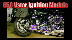 650 v star ignition module location and removal youtube