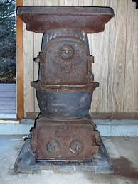 Comfort Pot Belly Stove Antique Stoves Mobile Antique Price Guide