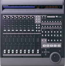 mackie control universal 8 channel master controller zzounds