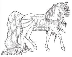 best of coloring pages of horses coloring pages gallery