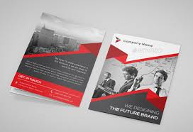 one sided brochure template printable bi fold brochure templates 79 free word psd pdf