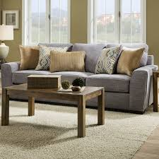 simmons morgan antique memory foam sofa zipcode design ackers brook sofa by simmons upholstery reviews