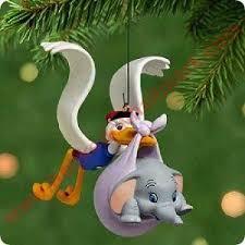 2001 hello dumbo hallmark ornament