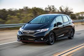 honda 2018 honda fit automobile magazine