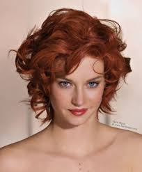 8 awesome curly red hairstyles for women