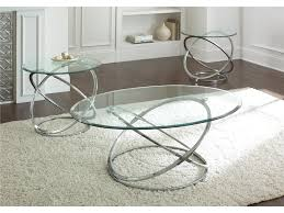 coffee table coffee and end table set duvani glass top tables