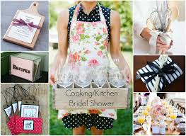 cooking or kitchen themed bridal shower inspiration aisle perfect