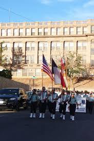 El Paso Texas Flag Homecoming 2013
