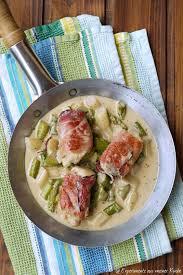 cuisine a base de poulet spargelpfanne mit hähnchen recettes de cuisine poulet et de cuisine
