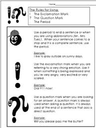 286 best punctuation images on pinterest punctuation worksheets
