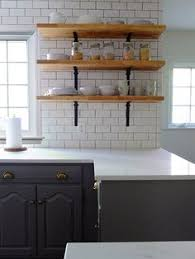 Floating Shelves Kitchen by 24 Brilliant Ikea Hacks To Transform Your Kitchen And Pantry