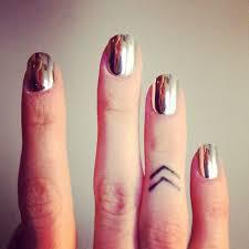 arrows small finger best design ideas