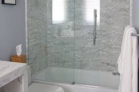 Top 25 Best Shower Bathroom by The Top 25 Best Tub Shower Doors Ideas On Pinterest Bathtub Remodel About Glass Door For Bathtub Plan 494x329 Jpg