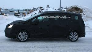 peugeot 2 seater car peugeot 3008 lwb 7 seater first spy photos