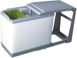 poubelle cuisine tri poubelle cuisine tri selectif bacs galerie avec poubelle cuisine