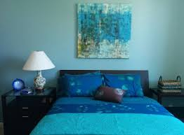 blue painted bedrooms painting problems go neutral or stay colorful