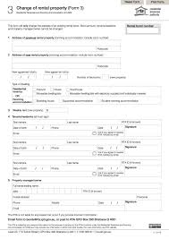 rental tenancy agreement nsw image collections agreement example