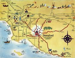 Map Of Orange County Ca O C History Roundup Summer Fun In Southern California