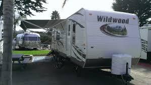 28 u0027 2012 wildwood collins beach bound trailers pismo beach