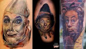 the wizard of oz tattoos tattoo com