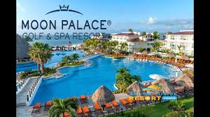 moon palace cancun family all inclusive resort mexico youtube