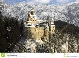 draculas bran castle transylvania romania royalty free stock