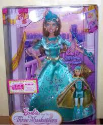 2009 barbie musketeers dolls aramina barbie doll