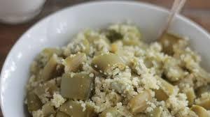cuisiner les f钁es fraiches mesfouf aux fèves fraîches avec leurs cosses couscous aux fèves