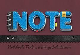 vector typography tutorial www designyourway net diverse 5 typetuts notebook