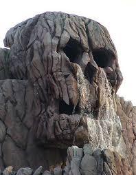 New Jersey mountains images Bone voyage 10 man made skull rocks mountains islands urbanist jpg