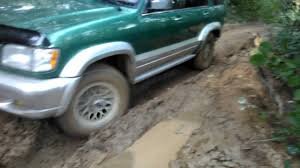offroad isuzu trooper 3 5l youtube