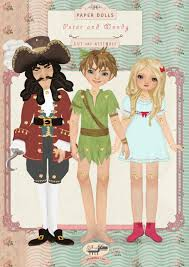 peter pan and wendy paper toykids u0027 craft set classic